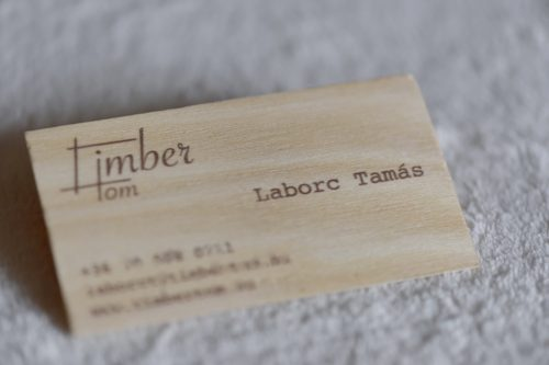 fa névjegykártya:wooden business card DSC_1372
