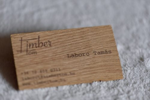 fa névjegykártya:wooden business card DSC_1374