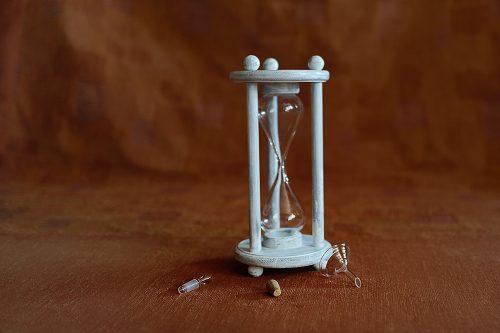 Homokóra esküvő fa/wooden sand clock